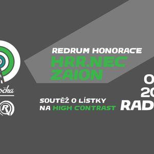DnB Čočka w/ Redrum Crew @Radio R - 3. 12. 2017