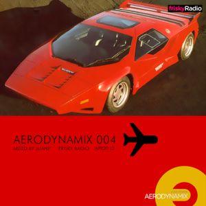 Aerodynamix 004 @ Frisky Radio April 2013 mixed by JuanP