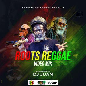 DJ JUAN - ROOTS REGGAE VIDEO MIX (Audio)