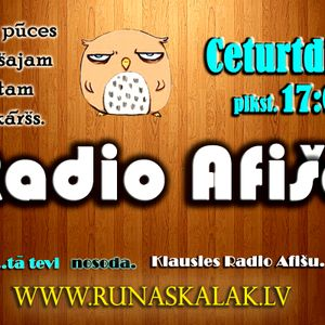 Radio Afiša 05.04.12.