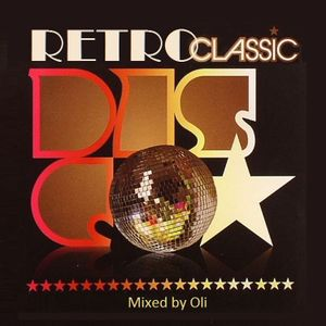 Retro classic disco mix by Oli