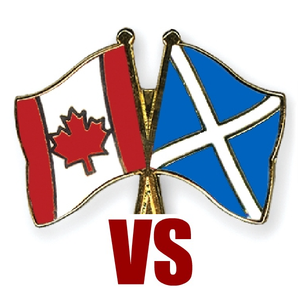 Music Time With Liam and Duncan Week 1: The Canada vs Scotland Mix