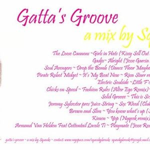 Gatta's Groove - A mix by Squeaks