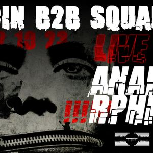 Recin b2b Squadex - Anamorphics Live On Jungletrain.net 2012 10 23