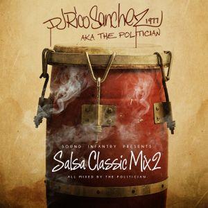 Salsa Classic Mix P2 by DJ Rico Sanchez | Mixcloud