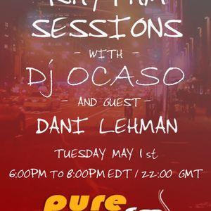 Dj Ocaso - Night Rhythm Sessions 022 [May 01 2012] Part 1 on Pure.FM