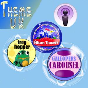 Theme UK #10- Frog Hopper and Gallopers Carousel