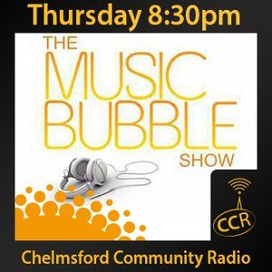 The Music Bubble Show 14th August 2014 (Garage Edition)