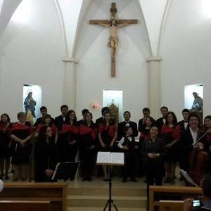 Coro Odontología UdeC - Navidad 2014