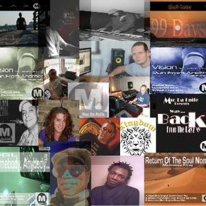 Mac Da Knife Digital Music - Label Sampler Vol 1.0