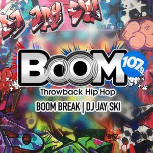 Jay Ski   Boom Break 73   Live on Boom 107.9 Philadelphia