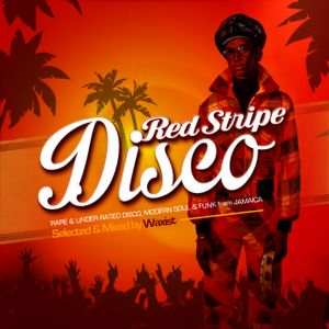 Waxist - Red Stripe Disco