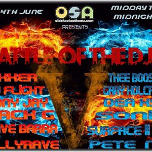 OSA BATTLE OF THE DJS SAT 4/6/16 TIKKER PART 1