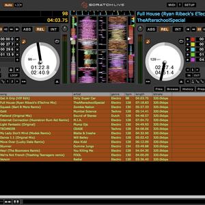 July 2011 Mix