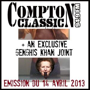 Compton Classic - Emission du 15 Avril 2013