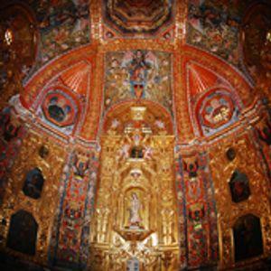 Cartelera Museo Nacional del Virreinato. septiembre