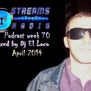 Radio Mix Week 70 - Mixed by Dj El Loco