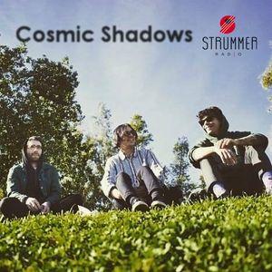 Cosmic Shadows, an interview at Strummer Radio
