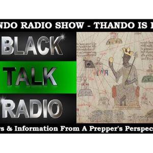 Thando Radio Show:  #WiseWednesday Power Of Collaboration