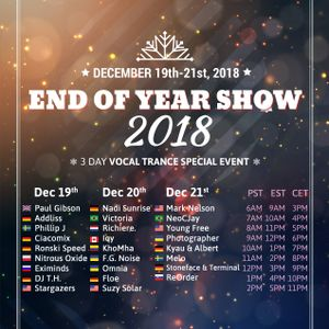 End of Year Special 2018