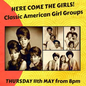 Glossop Record Club - Here Come The Girls (May 2017)