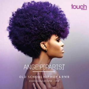Ep 17 - 90's-00's Old School R&B on TouchFmlive Radio | DJ ANGE.P | [PARIS] (12.06.16)