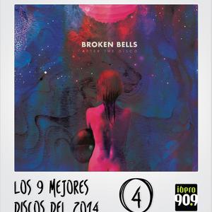 Top 9 Discos 2014: 4 - Broken Bells - After the Disco