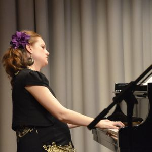 A European Soiree - an evening of piano & dance with Holly Cullen-Davies, Julia Pond & Meg Brooker