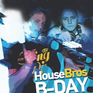 HouseBros B-Day'11 mix