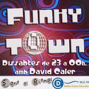 Funky Town 26 by David Caler - Ràdio Costa Daurada 95.0FM