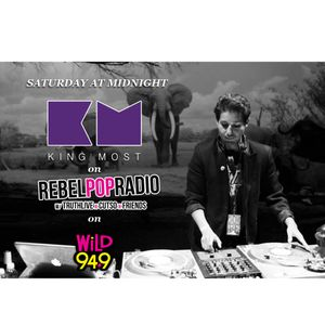 Wild 94.9FM Rebel Pop Radio Mix 9.03.16