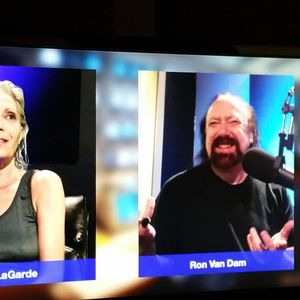 Ron Van Dam Show 08/19/16 Tori Friday