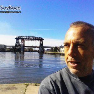 SoyBocaRadio del 23-05-16 con Claudio Giardino