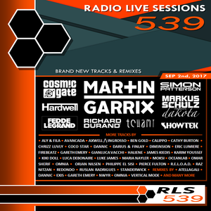 Radio Live Sessions 539 (02/Sep/2017)