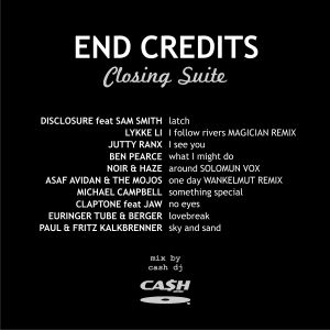 END CREDITS closing suite