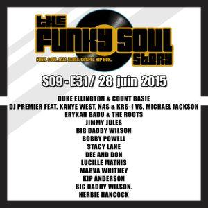 the Funky Soul story S09/E31 (28/06/2015)