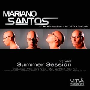 Podcast 8: Mariano Santos - 4 Years Vi Tva Musicgroup Podcast