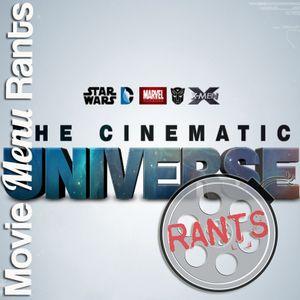 Movie Menu Rants Cinematic Shared Universes