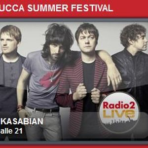 Kasabian Live in Lucca 2012
