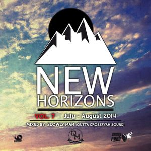 Crossfyah Sound - New Horizons Vol. 7 (Quarterly Mixtapes, July, August, September 2014)