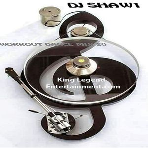 WORKOUT DANCE MIX20 - DJ SHAW1