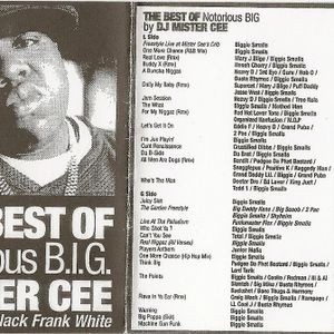 Mister Cee- Best Of Biggie (1995)