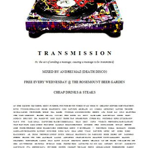 TRANSMISSION VOL 1 pt 2 of 2