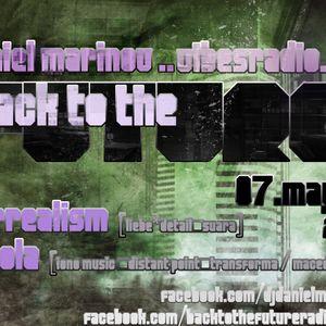 Daniel Marinov - Back To The Future 018 @ Vibes Radio Station 07 May 2012