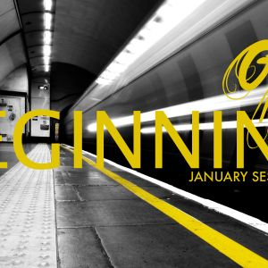 JANUARY SESSION 2013 / BEGINNING MIX