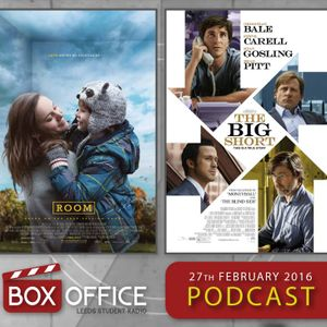 Box Office: Room & The Big Short (27th February)