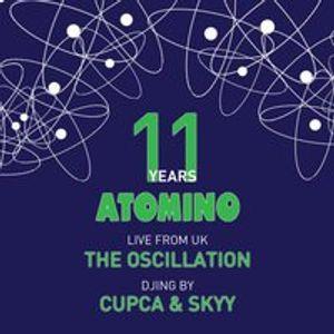 11 Jahre Atomino