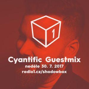 Shadowbox @ Radio 1 30/07/2017: Cyantific Guestmix