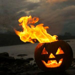 Halloween in Summer
