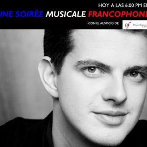 Especial Philippe Jaroussky - Une soirée musicale francophone